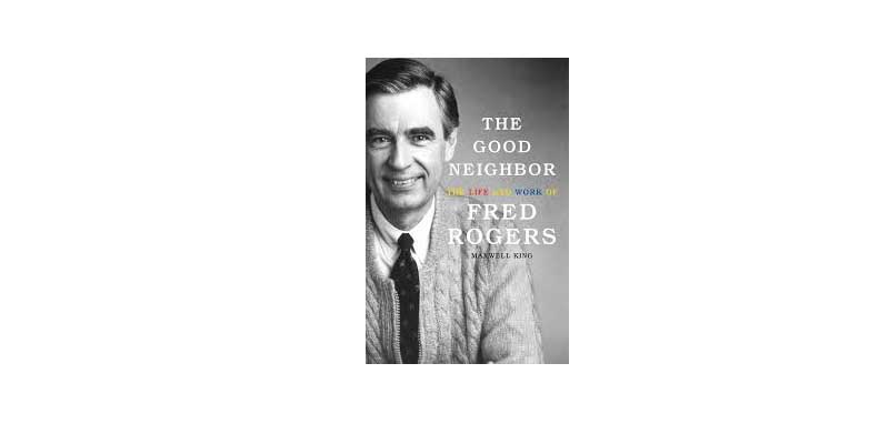 Maxwell King At Mr Rogers Book Event Nov 7 At Duquesne University The Pittsburgh Foundation