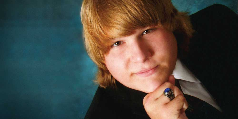 Spenser Flowers, pictured here in his Class of 2015 Hampton High School graduation photo, was 20 years old when he died of an opioid overdose.
