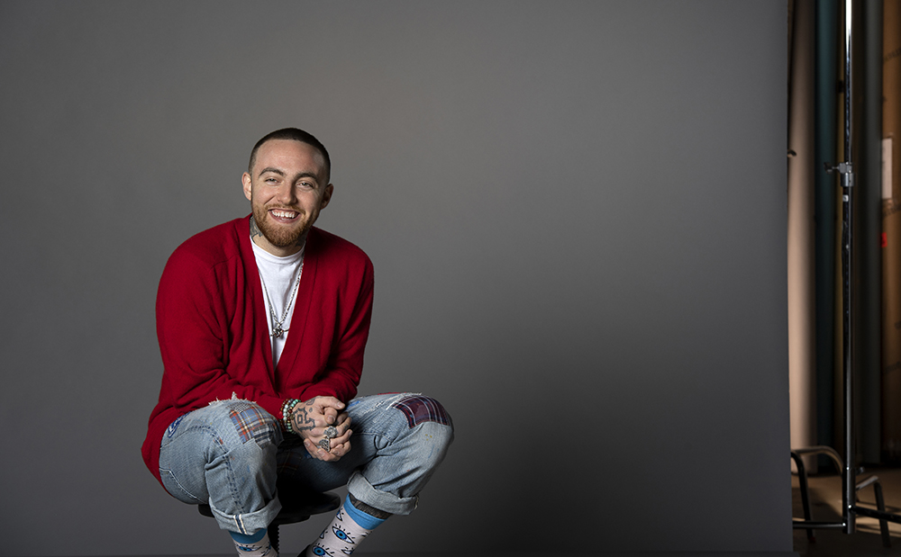 Mac Miller (Photo credit: Karen Meyers)