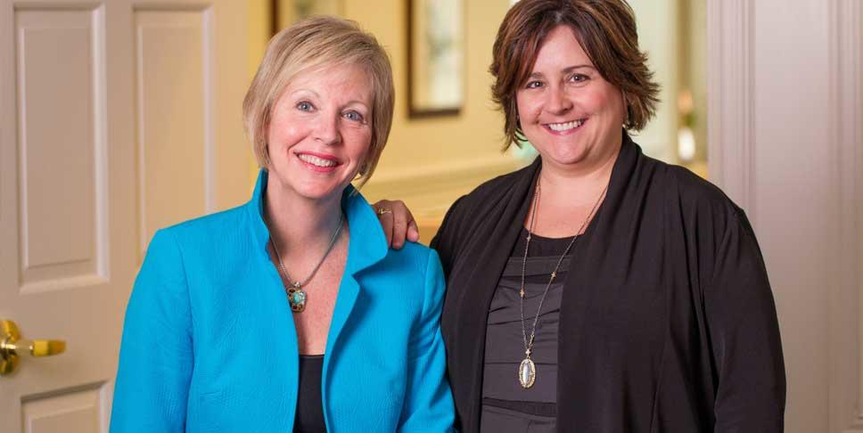 Advisors Deborah Sullivan and Christine Saitta of RBC Wealth Management refer their clients to The Pittsburgh Foundation and have established charitable funds of their own with us.